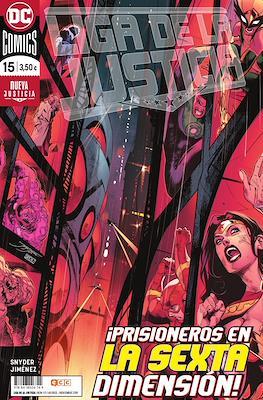 Liga de la Justicia. Nuevo Universo DC / Renacimiento (Grapa) #93/15