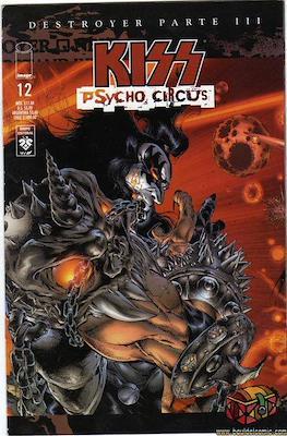 Kiss - Psycho Circus (Grapa) #12