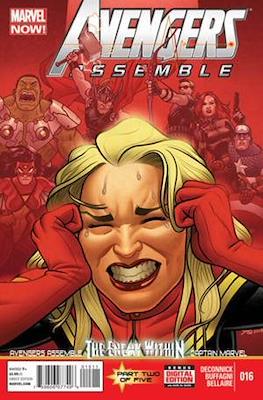 Avengers Assemble Vol. 2 (2012-2014) (Comic-Book) #16