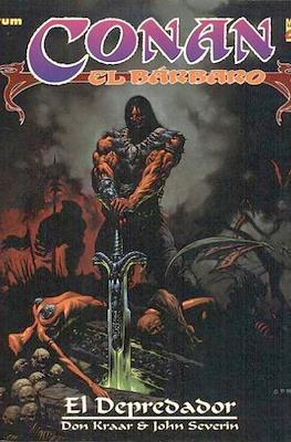 Conan el Bárbaro. Novelas graficas (Rústica 48-64 pp) #4