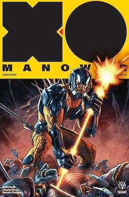 X-O Manowar Vol. 4 (2017-2019) #8