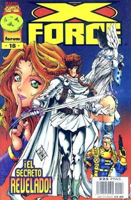 X-Force Vol. 2 (1996-2000) (Grapa 24 pp) #18