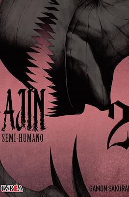 Ajin: Semi-Humano (Rústica) #2