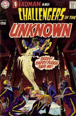 Challengers of the Unknown Vol. 1 (1958-1978) (Comic Book) #74