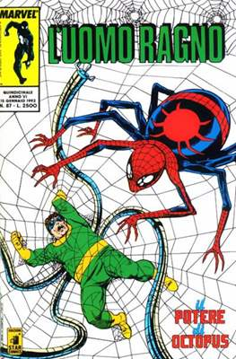 L'Uomo Ragno Vol. 3 / Spider-Man / Amazing Spider-Man (Spillato) #87