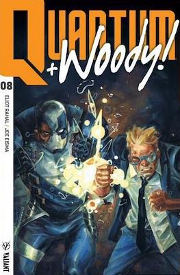 Quantum + Woody! (Grapa) #8