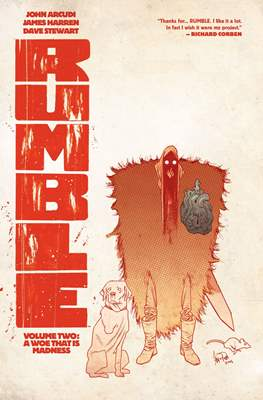 Rumble (Softcover) #2
