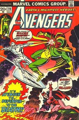 The Avengers Vol. 1 (1963-1996) (Comic Book) #116