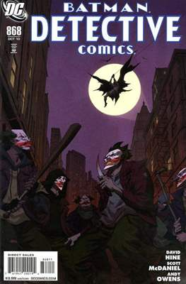 Detective Comics Vol. 1 (1937-2011; 2016-) (Comic Book) #868