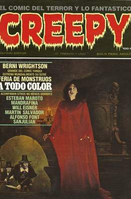 Creepy (Grapa, 1979) #31
