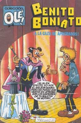 Colección Olé! Benito Boniato (Rústica 68 pp) #10