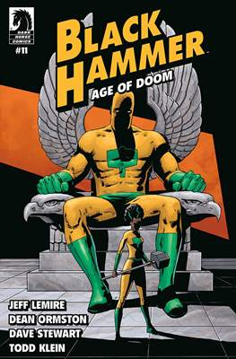 Black Hammer: Age of Doom (Comic Book) #11