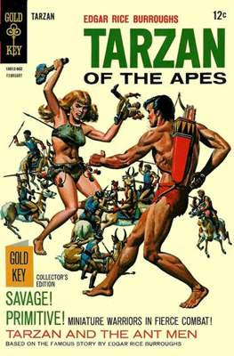 Tarzan (Comic-book) #174