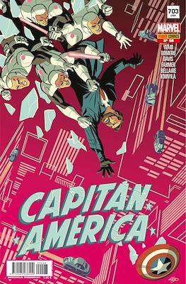 Capitán América Vol. 8 (2011-) (Grapa) #98