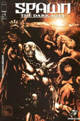 Spawn. The Dark Ages (Grapa 24 pp) #5