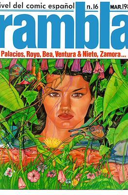 Rambla (Grapa) #16