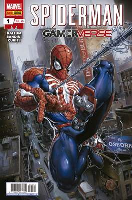 Spiderman: Gamerverse (Grapa 48 pp) #1