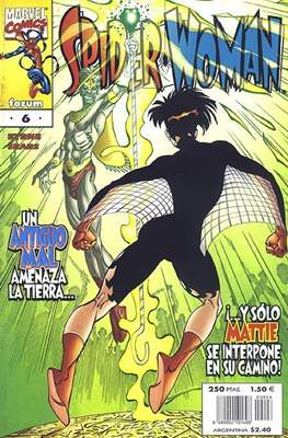 Spider-Woman Vol. 2 (2000-2001) #6