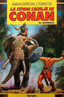 La Espada Salvaje de Conan - Álbum especial (Retapados) #26