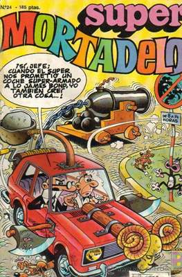 Super Mortadelo (Grapa, 52 páginas (1987)) #24