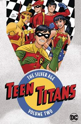 Teen Titans: The Silver Age #2