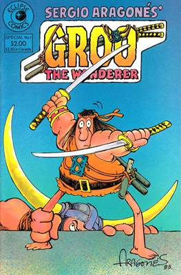 Groo The Wanderer Special