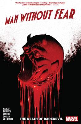 Man Without Fear - The Death of Daredevil