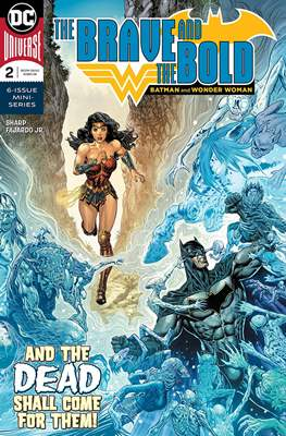 The Brave and The Bold: Batman and Wonder Woman (2018) (Comic Book) #2