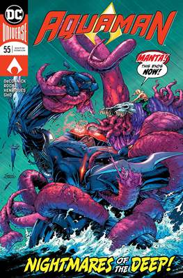 Aquaman Vol. 8 (2016-) (Comic Book) #55