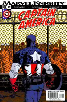 Captain America Vol. 4 (Comic Book) #22