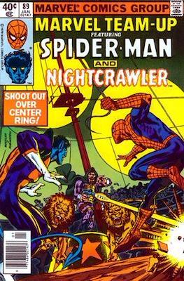Marvel Team-Up Vol. 1 (Comic-Book) #89