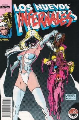 Los Nuevos Mutantes Vol. 1 (1986-1990) (Grapa 32-64 pp) #39