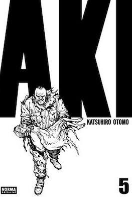 Akira (2005 - 2006) Rústica con solapas #5