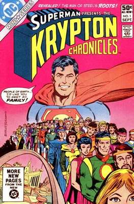 Krypton Chronicles (Comic-book) #1