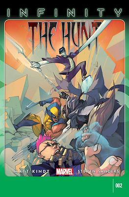 Infinity: The Hunt (Comic-Book) #2