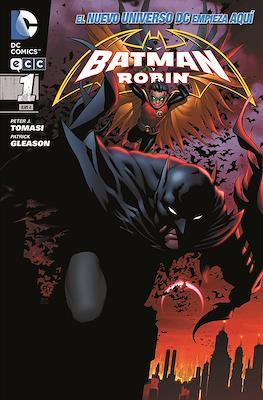 Batman y Robin. Nuevo Universo DC #1