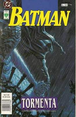Batman Vol. 1 (1987-2002) (Grapa) #208