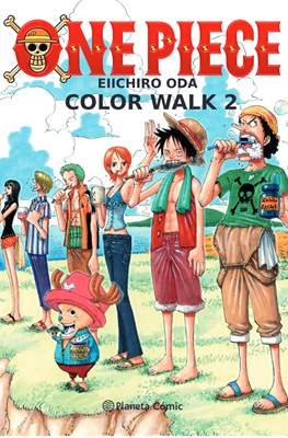 One Piece Color Walk (Rústica 108 pp) #2