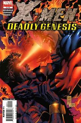 X-Men: Deadly Genesis (Grapa) #2