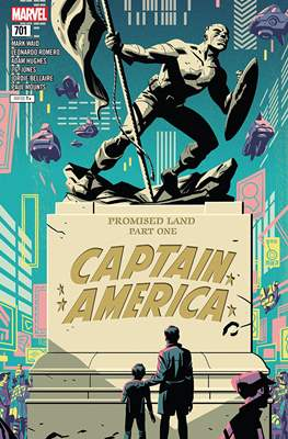 Captain America Vol. 8 (2017-2018) (Comic Book) #701
