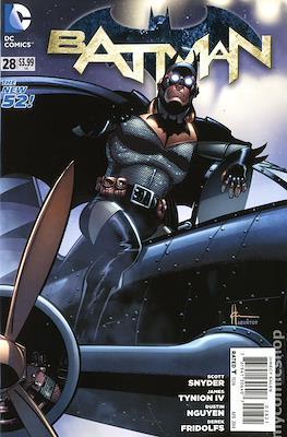Batman Vol. 2 (2011-2016 Variant Covers) (Comic Book) #28