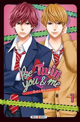 Be-Twin You & Me #1