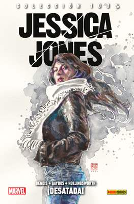 Jessica Jones. 100% Marvel HC #1