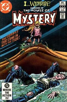 The House of Mystery (Grapa) #307