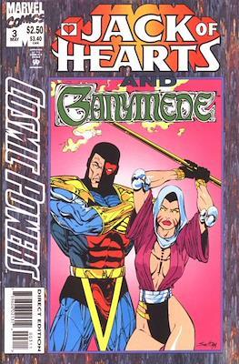 Cosmic Powers (Comic Book 56 pp) #3