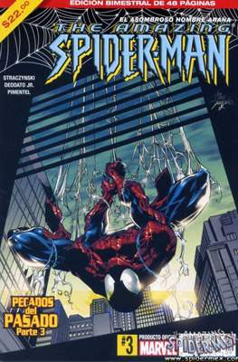 The Amazing Spider-Man (2005-2013) (Grapa) #3