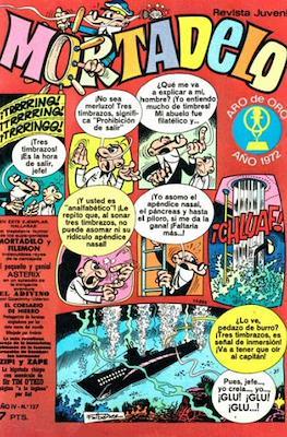 Mortadelo (1970) (Grapa) #127