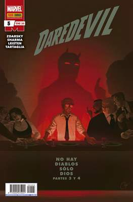 Daredevil (Grapa) #5
