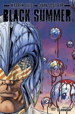 Black Summer (Comic-book) #0