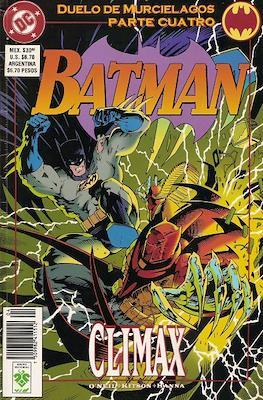 Batman. Duelo de murciélagos #4